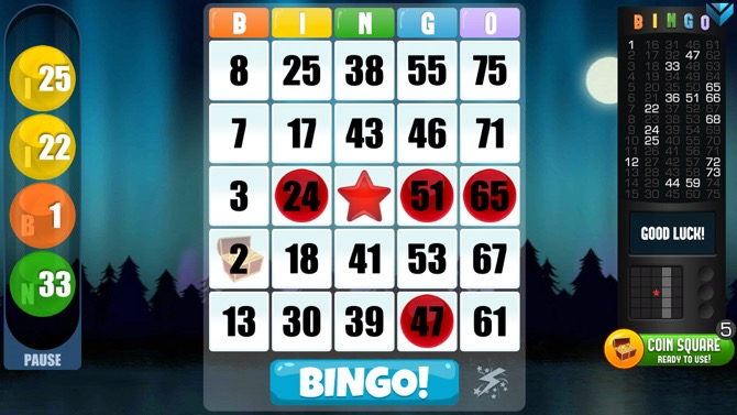How to play bingo on your smartphone for now?