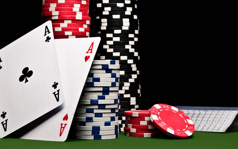 Online poker is a billion dollar a year industry