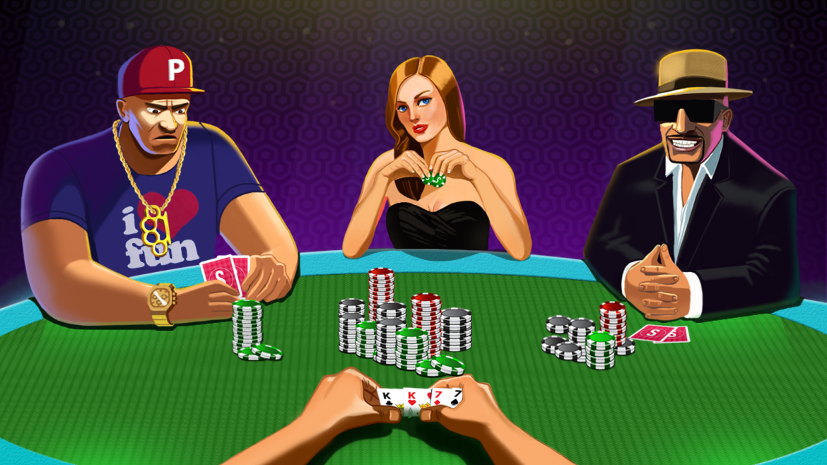 Health benefits of playing poker