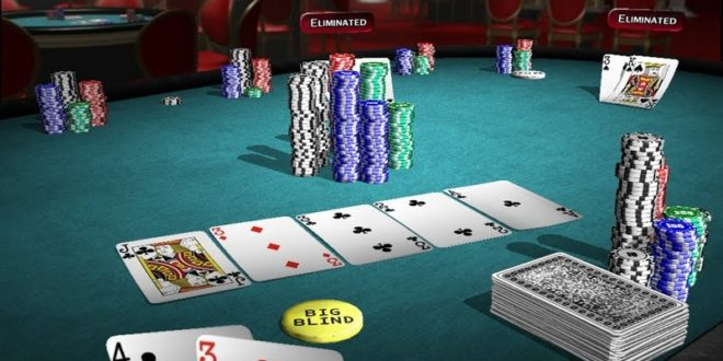 A Blast Of Easy Casino Games Online