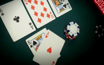 Marked cards for poker tricks