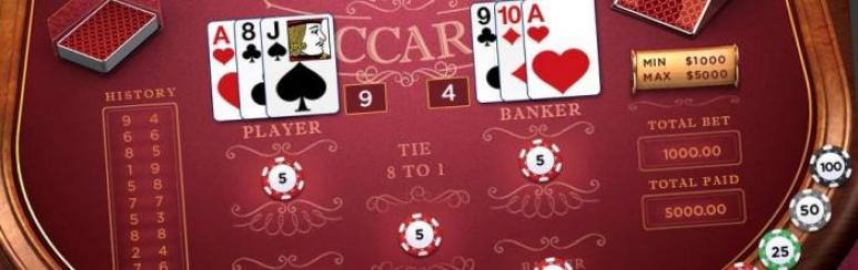Enjoy a Large Number Of Games On Baccarat Online Website