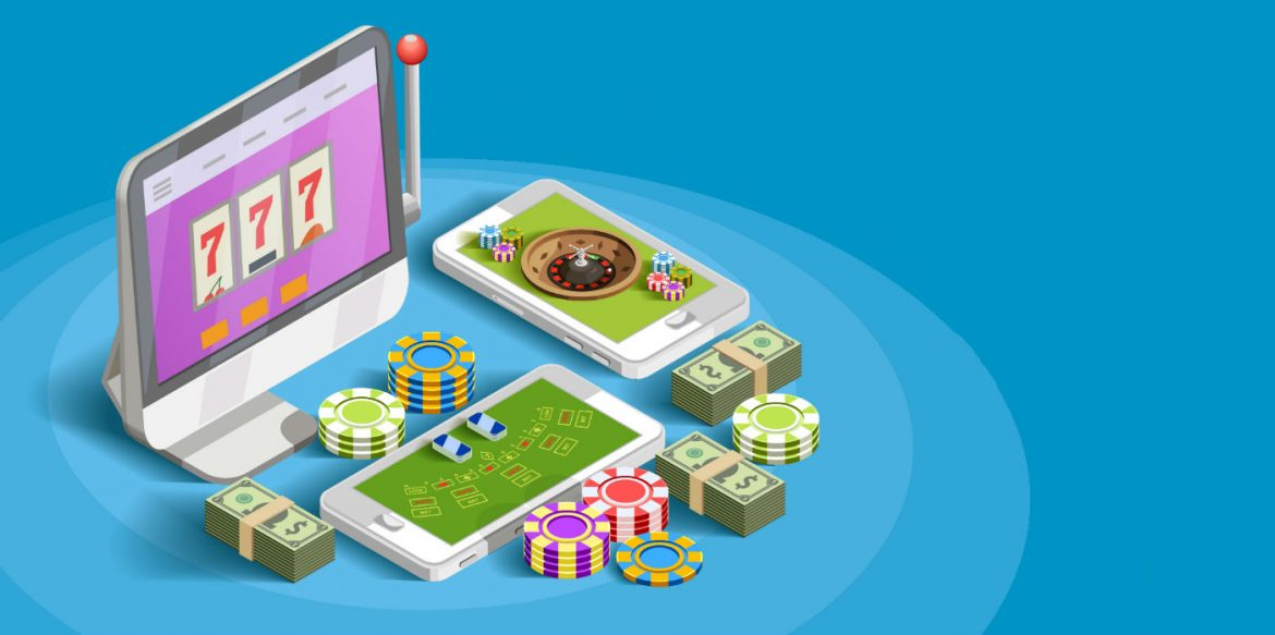 Is the verification conducted strictly in the online casinos?
