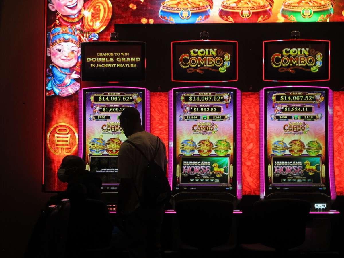 the slot machine online real money